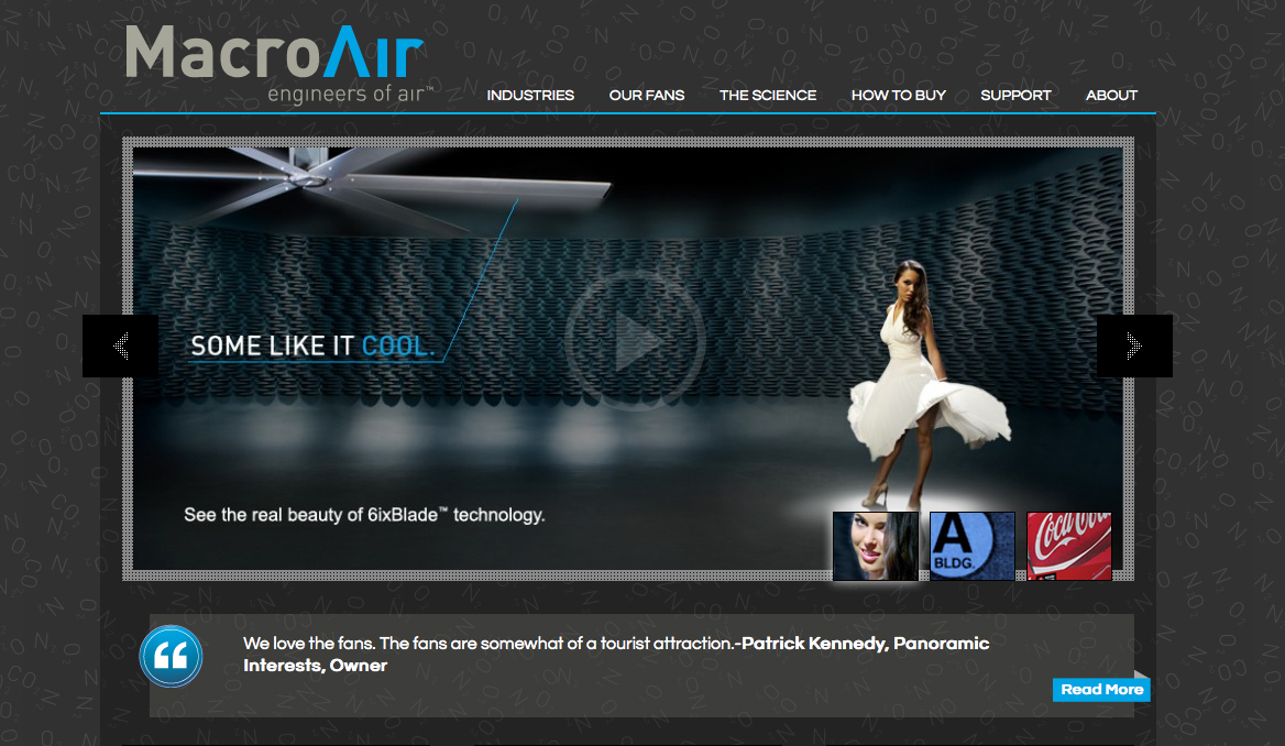 Macro_Air_Website